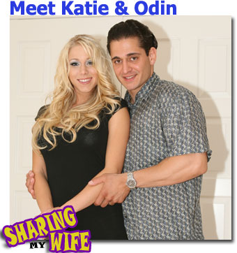 Katie Morgan - Sharing My Wife